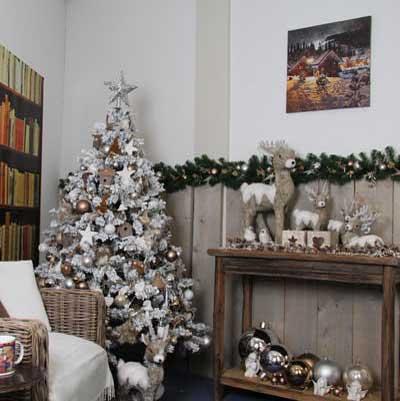 kerstpakketten, decoratiepakketten, themapakketten kerst