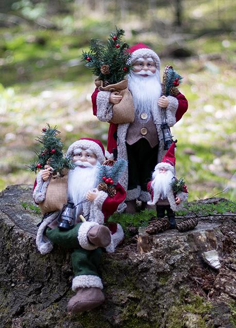 Traditional Santa's