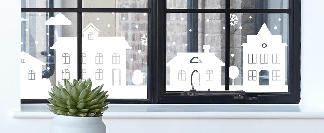 Geliefde Raamdecoratie voor de Kerst bestellen? | Kerstversiering.nl PD26