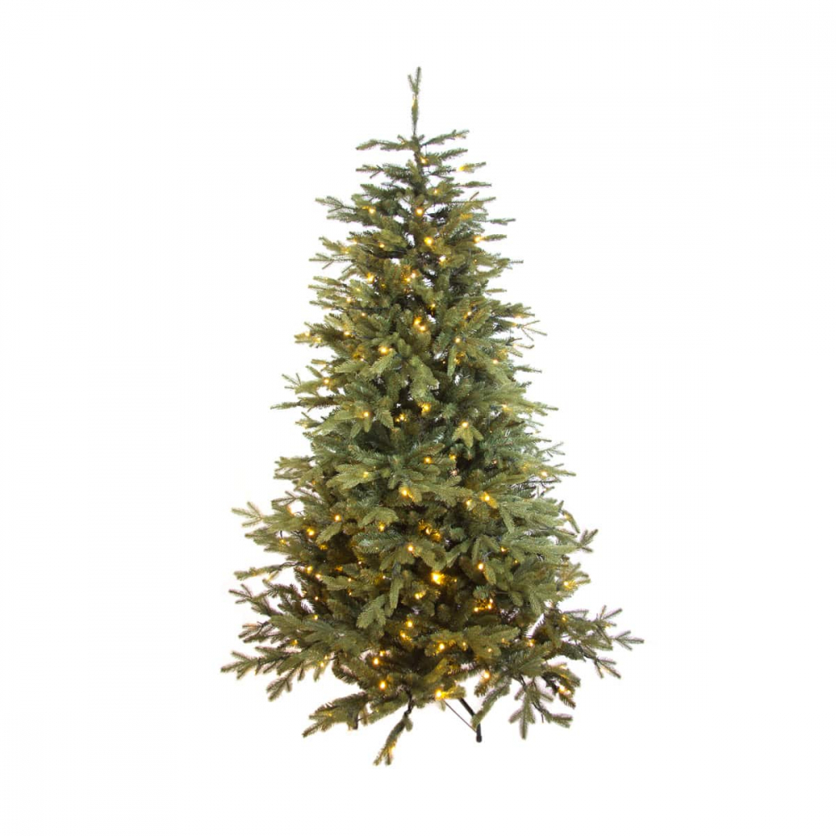 Kunstkerstboom Djill pine 215cm 340 LEDs