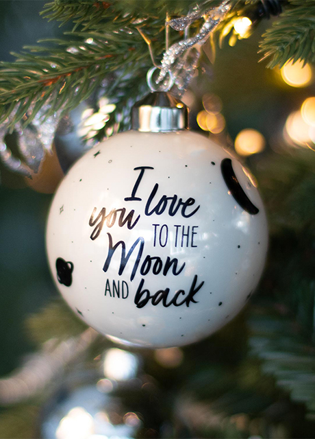 Personalized Christmas Baubles